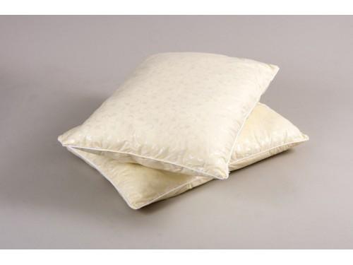 Подушка из лебяжего пуха Lotus Aero, тик, 50х70 15692 от Lotus в интернет-магазине PannaTeks