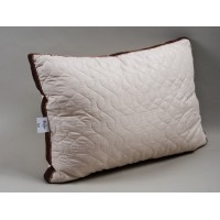 Подушка из лебяжего пуха Lotus Aurora, 50х70, бежевая