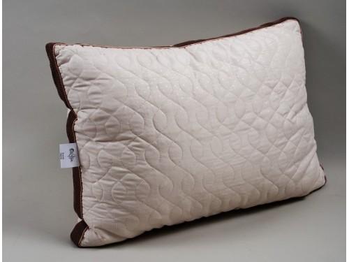 Подушка из лебяжего пуха Lotus Aurora, 50х70, бежевая 2000022177979 от Lotus в интернет-магазине PannaTeks