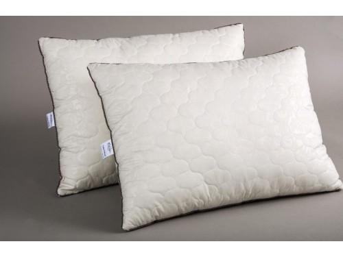 Подушка из антиаллергенного волокна Lotus Cotton Delicate, бежевая 2000008472937 от Lotus в интернет-магазине PannaTeks
