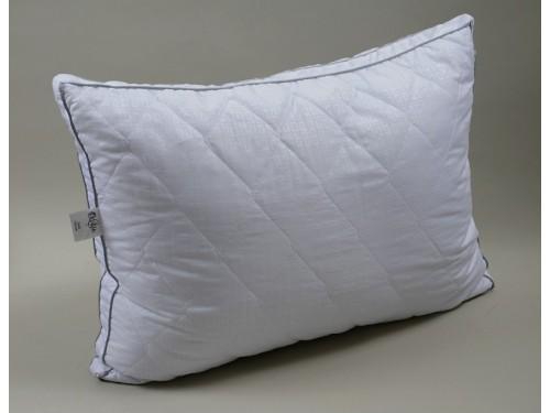 Подушка холлофайбер (нанофайбер) с лебяжим пухом Lotus Juno, белая 2000022177986 от Lotus в интернет-магазине PannaTeks