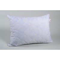 Подушка гипоаллергенная Lotus Softness Dotty, стеганая, синяя