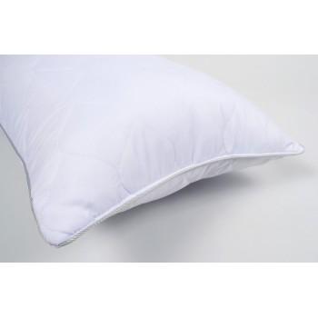 Гипоаллергенная подушка Lotus Softness белая, стеганая фото 2