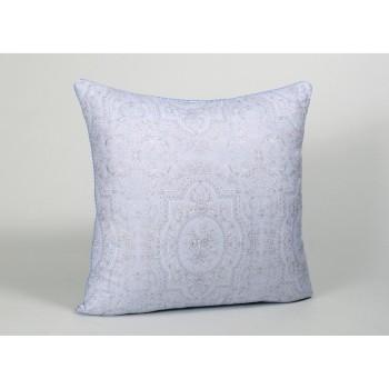 Подушка гипоаллергенная Lotus Softness Sheen синяя фото 1