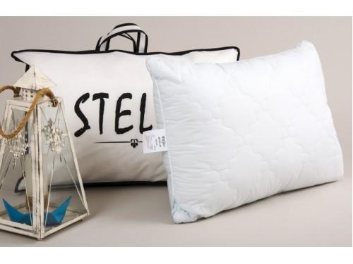 Антиаллергенная подушка Lotus Stella стеганая, хлопок, голубая, 50х70 2000008483193 от Lotus в интернет-магазине PannaTeks