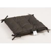 Подушка на стул Lotus Optima с завязками хаки