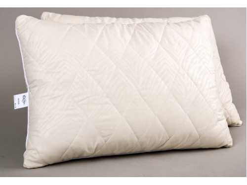 Подушка шерстяная Lotus Wool, стеганая, бежевая 15693 от Lotus в интернет-магазине PannaTeks