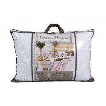 Подушка гипоаллергенная Lotus Softness Betty, стеганая, 50х70 фото 2