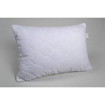 Подушка гипоаллергенная Lotus Softness Holly, стеганая, белая
