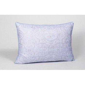 Подушка гипоаллергенная Lotus Softness Sheen синяя