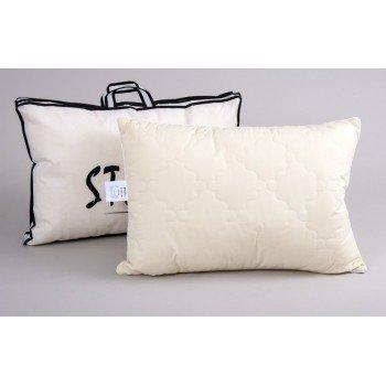 Антиаллергенная подушка Lotus Stella стеганая, хлопок, бежевая, 50х70 2000008483179 от Lotus в интернет-магазине PannaTeks