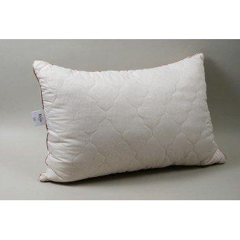 Подушка из искусственного лебяжего пуха и холлофайбера Lotus Vesta, 50х70