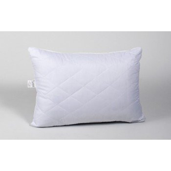Гипоаллергенная подушка Lotus Victory, стеганая, белая
