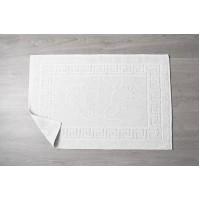 Отельное белое полотенце Lotus для ног