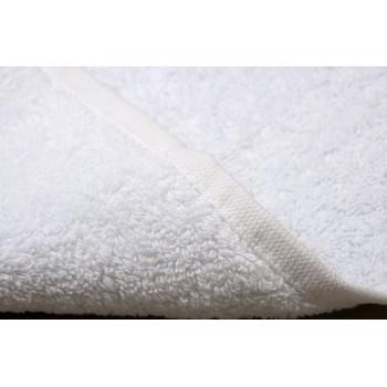 Белое отельное полотенце для ног, Lotus, 2000022172790 фото 2