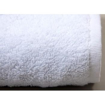 Белое отельное полотенце для ног, Lotus, 2000022172790 фото 1