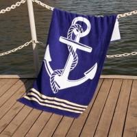 Пляжное полотенце Deep Sea велюр