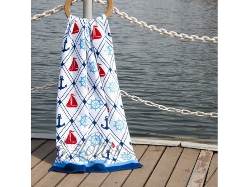 Пляжное полотенце Anchorage велюр 173780 от Lotus в интернет-магазине PannaTeks
