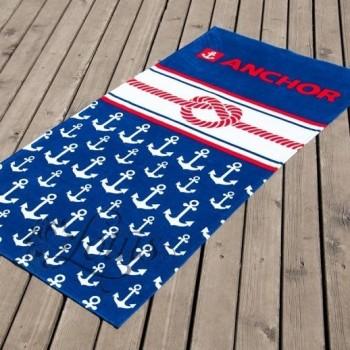 Пляжное полотенце Knot велюр