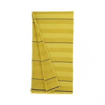 Пляжное полотенце Atlas lemon лимон 90х170 Турция