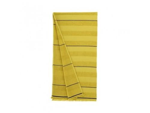 Пляжное полотенце Atlas lemon лимон 90х170 Турция 255608 от Buldans в интернет-магазине PannaTeks