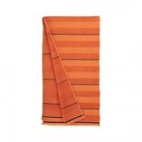 Пляжное полотенце Atlas cinnamon корица 90х170 Турция