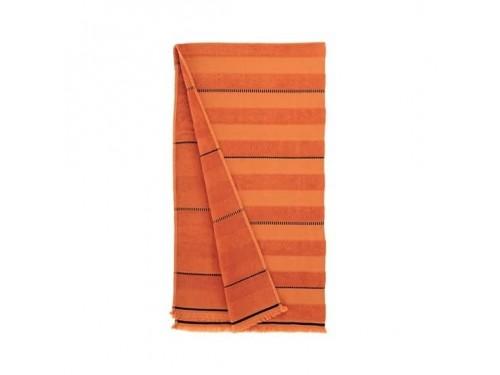 Пляжное полотенце Atlas cinnamon корица 90х170 Турция 255615 от Buldans в интернет-магазине PannaTeks