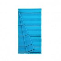 Пляжное полотенце Atlas dark бирюзовый 90х170 Турция