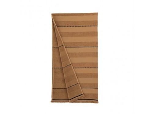 Пляжное полотенце Atlas haki хаки 90х170 Турция 255660 от Buldans в интернет-магазине PannaTeks
