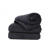 Полотенце Lotus Black - Черный 450 г/м²