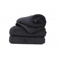 Полотенце Lotus Black - Черный 400 г/м²