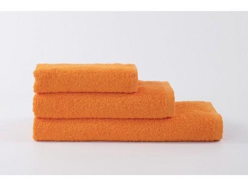 Отельное махровое полотенце оранжевое Lotus Отель - Оранжевый от Lotus в интернет-магазине PannaTeks