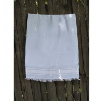 Полотенце Lotus Pestemal Blue Simple stripe