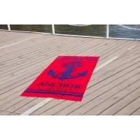 Полотенце Lotus пляжное Mudhook велюр