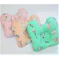 Подушка для новорожденных младенцев Бабочка