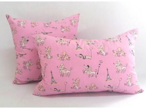 Подушка детская 40 х 60 Пудель в Париже ПС-021 от TAG tekstil в интернет-магазине PannaTeks