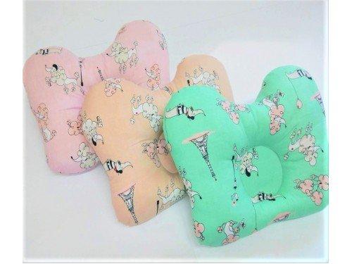 Подушка для новорожденных младенцев Бабочка ПС-015 от TAG tekstil в интернет-магазине PannaTeks