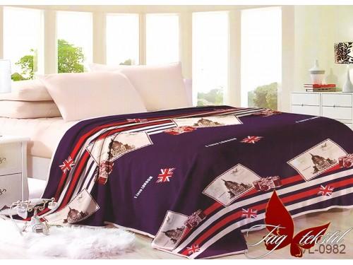 """Плед велсофт """"Британия"""" VL0982 от TAG tekstil в интернет-магазине PannaTeks"""