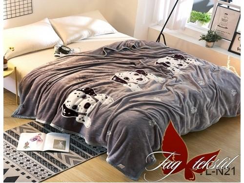 """Плед велсофт """"Долматинец"""" ALM1901 от TAG tekstil в интернет-магазине PannaTeks"""