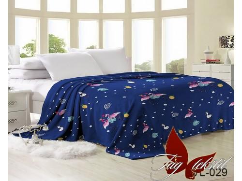 Детский плед микрофибра на кровать Влюбленный Фламинго, TAG, VL-029 VL-029 от TAG tekstil в интернет-магазине PannaTeks