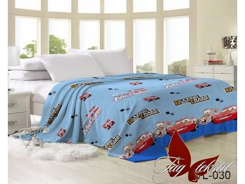 """Плед велсофт """"Тачки 2"""" VL-030 от TAG tekstil в интернет-магазине PannaTeks"""