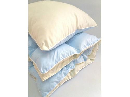 Комплект одеяло и подушка голубой KOP-003 от TAG tekstil в интернет-магазине PannaTeks