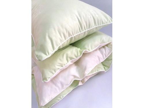 Детское одеяло и подушка в кроватку холлофайбер, салатовый, KOP-001 KOP-001 от TAG tekstil в интернет-магазине PannaTeks