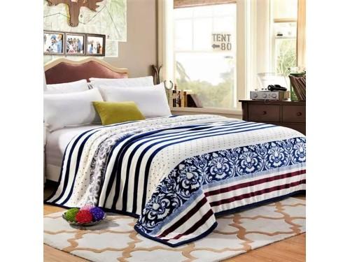 Плед из микрофибры Лаура 013 от TAG tekstil в интернет-магазине PannaTeks