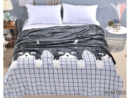 Плед велсофт (микрофибра) ALM1905 ALM1905 от TAG tekstil в интернет-магазине PannaTeks