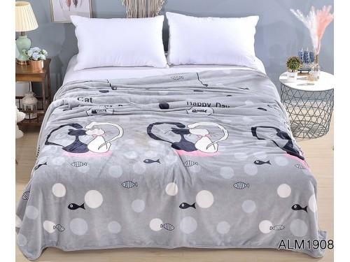 Плед велсофт (микрофибра) ALM1908 ALM1908 от TAG tekstil в интернет-магазине PannaTeks