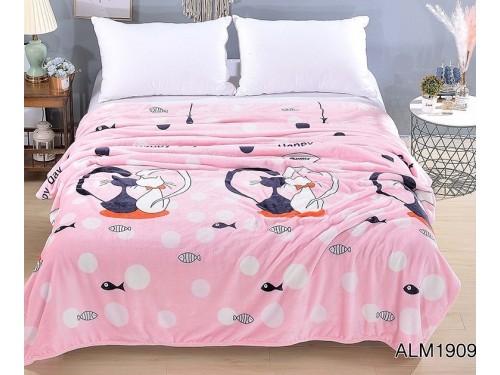 Плед велсофт (микрофибра) ALM1909 ALM1909 от TAG tekstil в интернет-магазине PannaTeks