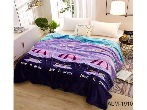 Плед велсофт (микрофибра) ALM1910 ALM1910 от TAG tekstil в интернет-магазине PannaTeks