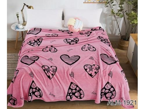 Плед велсофт (микрофибра) ALM1921 ALM1921 от TAG tekstil в интернет-магазине PannaTeks