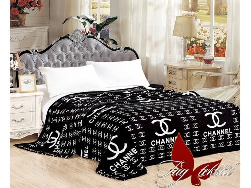 "Плед велсофт ""Chanel 3"" VLSF32 от TAG tekstil в интернет-магазине PannaTeks"